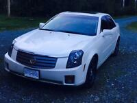 2004 Cadillac CTS LOW KM LOADED NEW RUBBER NEW MAG WHEELS