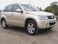 SUZUKI GRAND VITARA 1.9 DDIS 5 DOOR BEIGE CAMBELT JUST REPLACED