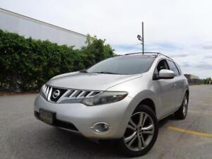 2009 NISSAN MURANO LE, NAVIGATION, REAR VIEW CAMERA***LOADED***