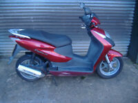 Honda dylan 125 scooter ped moped