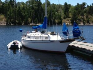 AHOY! – INTERESTED IN SAILING GEORGIAN BAY THIS SUMMER?
