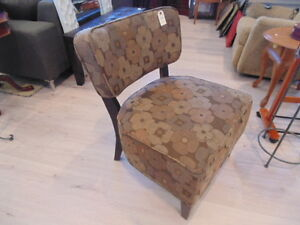 Pattern Accent Chair(TRAIL)