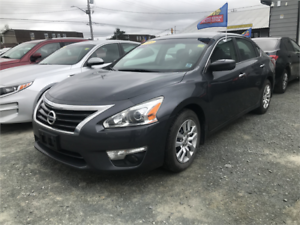 2013 Nissan Altima 2.5 S *Warranty* $106 Bi-Weekly OAC