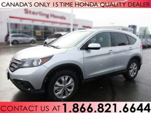 2014 Honda CR-V EX | 1 OWNER | NO ACCIDENTS | FWD