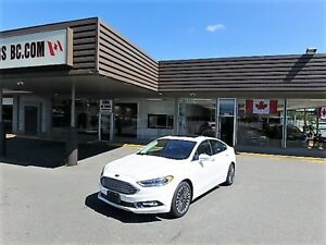 2017 Ford Fusion SE AWD 2.0L ECO-BOOST