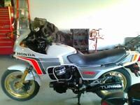 Honda cx 500 TURBO /cx 650 TURBO etat de marche ou non