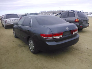 Honda accord v6 automatic mechanic special low km