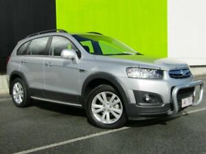 2014 Holden Captiva CG MY14 7 LT (AWD) Silver 6 Speed Automatic Wagon Underwood Logan Area Preview
