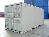 New 40 foot Highcube Sea Containers