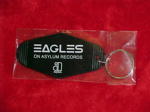 "The Eagles ""Hotel California"" 40th Anniversary Promo Key ring & Matches 2017 NEW"