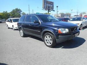 VOLVO XC90 AWD 2006 ( 7 PASSAGERS, TV-DVD, TOIT OUVRANT )