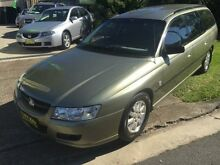 2005 Holden Commodore VZ Executive Gold 4 Speed Automatic Wagon Macquarie Hills Lake Macquarie Area Preview