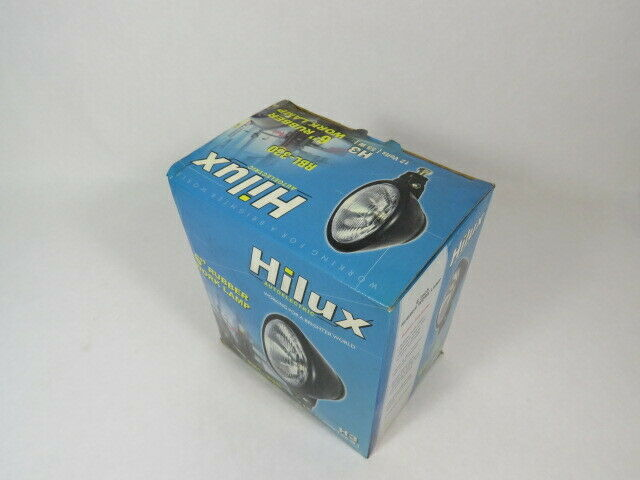 "Hilux  RBL-330 3H 6"" Rubber Work Lamp 12V 55W  NEW"