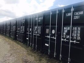 **Secure Self Storage Containers**