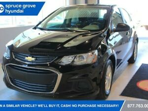 2017 Chevrolet Sonic LT-AUTO BLUETOOTH REVERSE CAMERA ALLOY RIMS