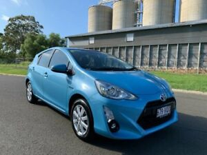 2015 Toyota Prius c NHP10R MY15 I-Tech Hybrid Aura Continuous Variable Hatchback Oakey Toowoomba Surrounds Preview