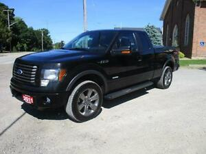 2011 Ford F-150 FX4 - ECOBOOST - ONLY $12,999!!  JUST CAME IN!