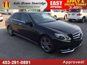 2014 MERCEDES-BENZ E250 BLUETEC 4MATIC NAVIGATION BACKUP CAMERA