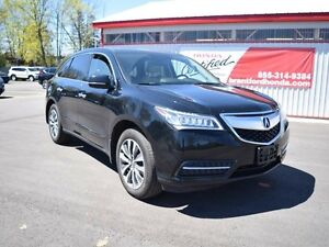 2015 Acura MDX Navigation Package 4dr SH-AWD