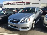 2014 Subaru Legacy 2.5i Convenience Package 4dr Sedan