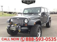 2010 Jeep Wrangler Unlimited 4WD SAHARA UNLIMITED On Sale Was $2