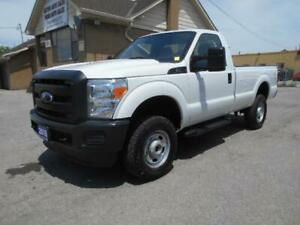 2016 FORD F-250 Super Duty 4X4 Regular Cab 8Ft Box ONLY 52,000K