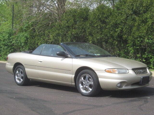 1998 Chrysler Sebring For Sale