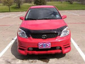 Toyota Matrix 2009 + Hood Deflector