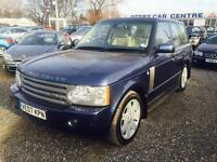 2007 LAND ROVER RANGE ROVER 3.6 TDV8 VOGUE DIESEL AUTOMATIC