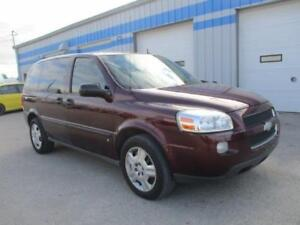 2009 CHEVROLET UPLANDER, HAS SAFETY AND WARRANTY $5,450