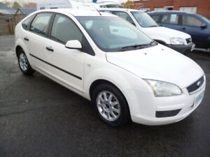 2007 Ford Focus CL New Town Hobart City Preview