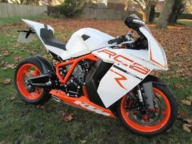 KTM 1190 RC8 R SPORTS MOTORCYCLE