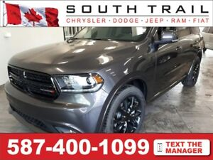 2017 Dodge Durango R/T - Call/txt/email ROGER @ (587)400-0613