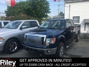 2011 Ford F-150 XLT STARTING AT $184.58 BI-WEEKLY