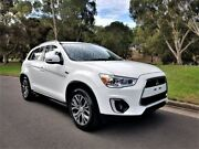 2016 Mitsubishi ASX XB MY15.5 LS 2WD White 6 Speed Constant Variable Wagon Medindie Walkerville Area Preview
