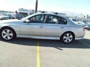 2006 Ford Falcon BF Mk II XR6 Silver 6 Speed Sports Automatic Sedan Heatherton Kingston Area Preview