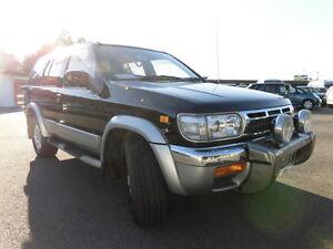 1997 Nissan Terrano (Pathfinder) SUV,RHD Diesel(Reduced)