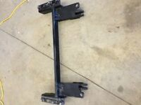 baseplate for tow vehicle