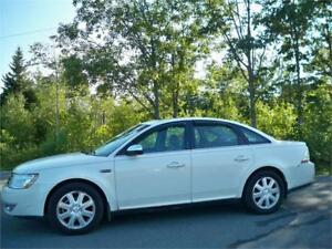 124$ BI WEEKLY OAC! 2009 Ford Taurus Limited AWD!!! FULLY LOADED