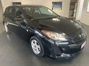 2012 Mazda 3 BL Series 2 MY13 Neo Black 5 Speed Automatic Hatchback North Toowoomba Toowoomba City Preview