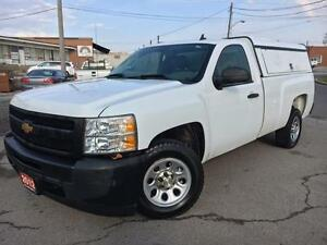 2012 Chevrolet Silverado 1500 **MATCHING CAP-LONG BOX**