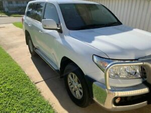 2015 Toyota Landcruiser VDJ200R MY13 GXL (4x4) White 6 Speed Automatic Wagon Sunnybank Hills Brisbane South West Preview