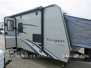 2015 PASSPORT HYBRID - CLEARANCE PRICED - FAMILY UNIT FOR SALE