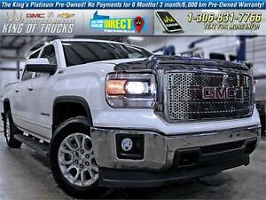 2015 GMC Sierra 1500 SLE Local | One Owner | PST Paid