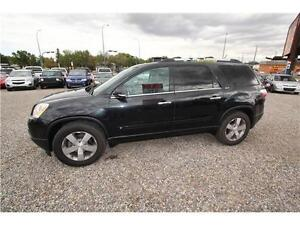 2010 GMC Acadia SLT1 **LEATHER 8 PASS.** SPECIAL $10K ALL IN