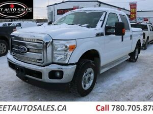 2011 Ford F-250 XL 4X4 Crew Cab 8 ft. Long Box