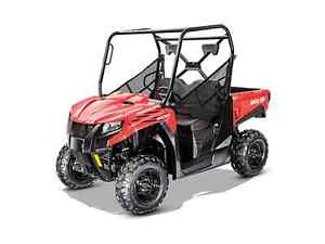 ARCTIC CAT PROWLER 500 GREEN/RED 2016
