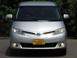 2012 Toyota Tarago ACR50R MY09 GLi Silver 4 Speed Sports Automatic Wagon Blair Athol Port Adelaide Area Preview