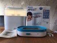 Philips AVENT 3 in 1 steam steriliser