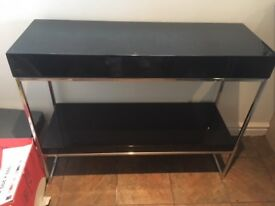 Black Sideboard - good condition